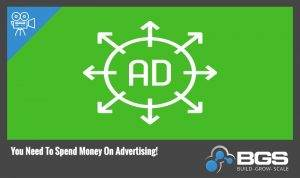Advertising Blog Green Graphich