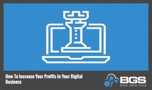 Digital Products Blog Graphic Blue
